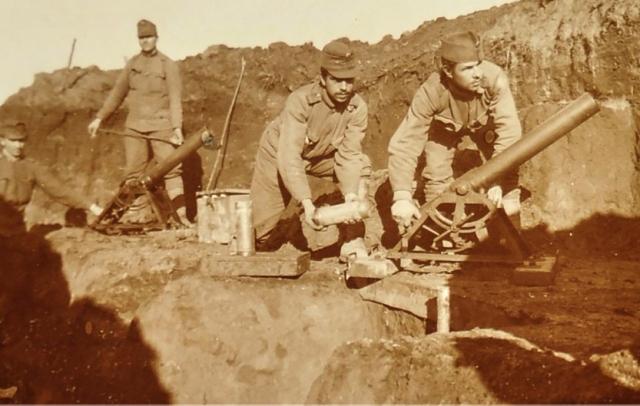 Село Муравиця, 1916 р.