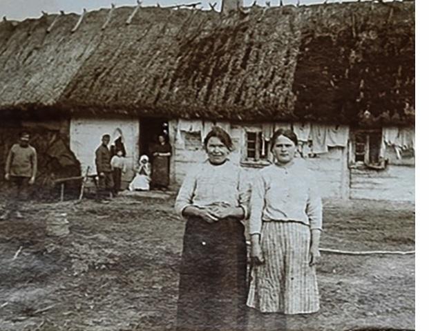 Місцеве населення, територія Демидівсього району, 1916 р.