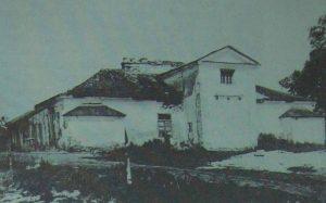 Офіцина (приміщення для слуг), фото 1920-ті роки.